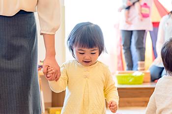1日の生活-1・2歳児